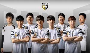 Gen.G esports team