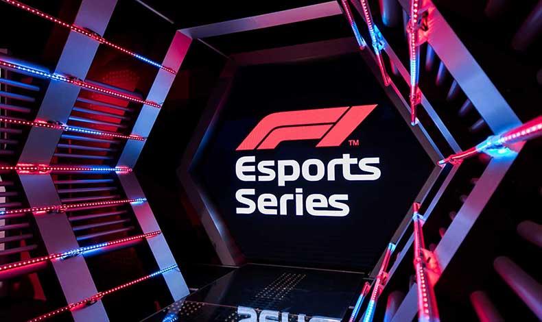 e-sports formula 1 series