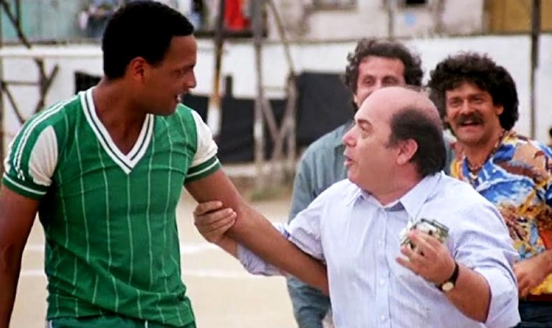 allenatore nel pallone calcio