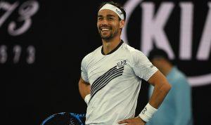 fognini fabio tennista italiano