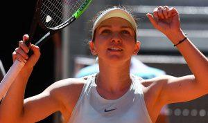simona halep tennis star