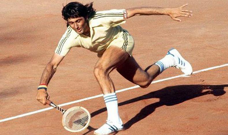 ilie nastase romania tennis