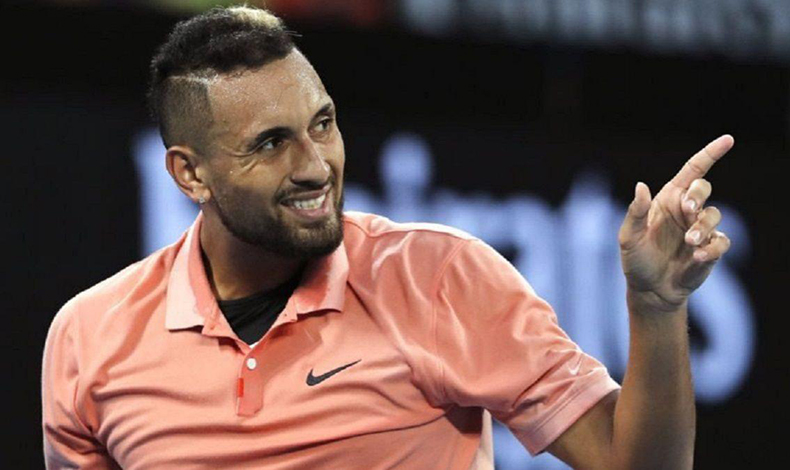 kyrgios tennis provocation