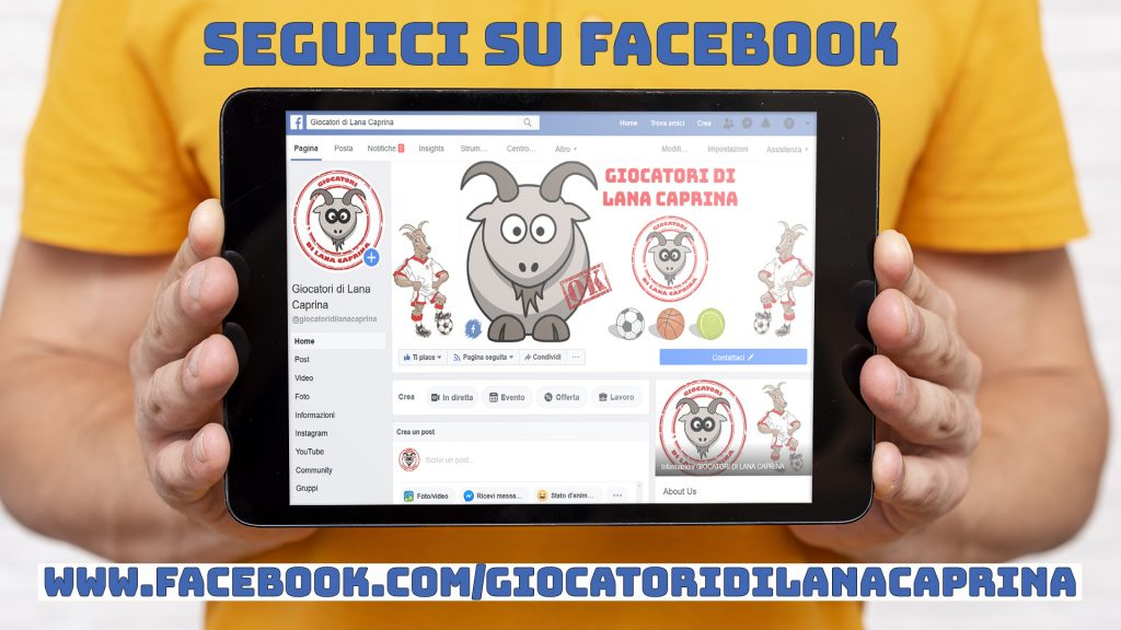 segui gdlc su facebook
