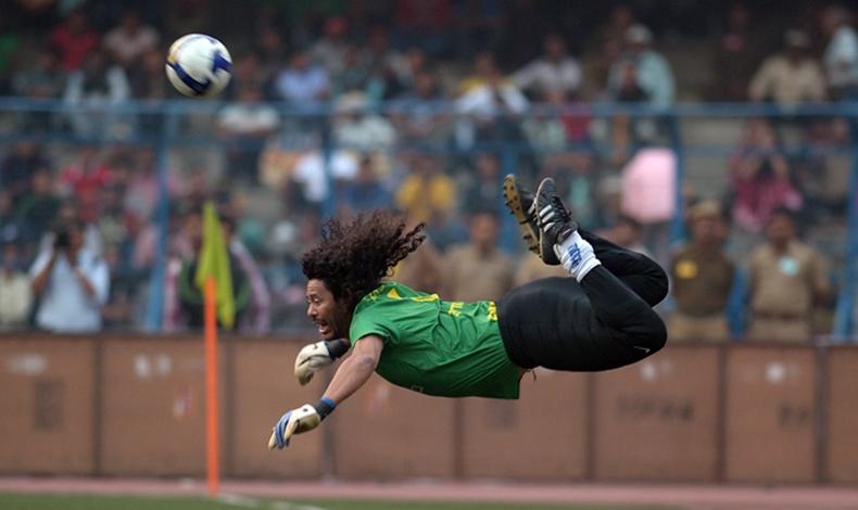 higuita goalkeeper