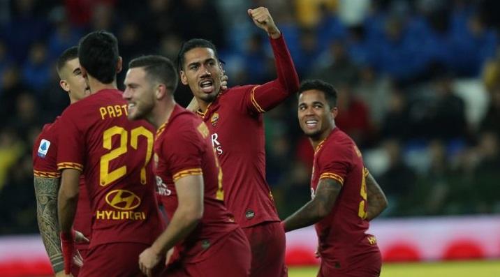 udinese roma 0-4