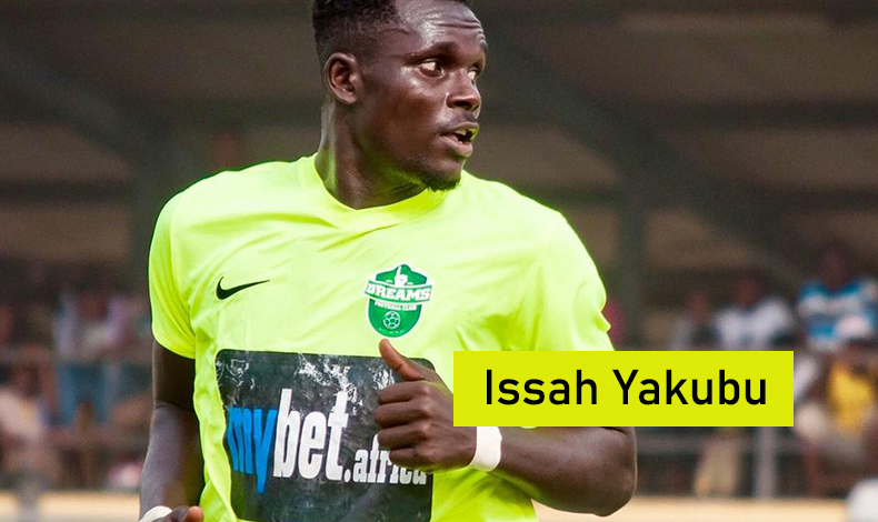 issah yakubu football