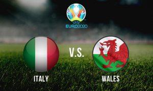 italia galles euro 2021