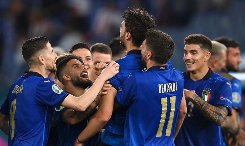 italia austria europei 2021