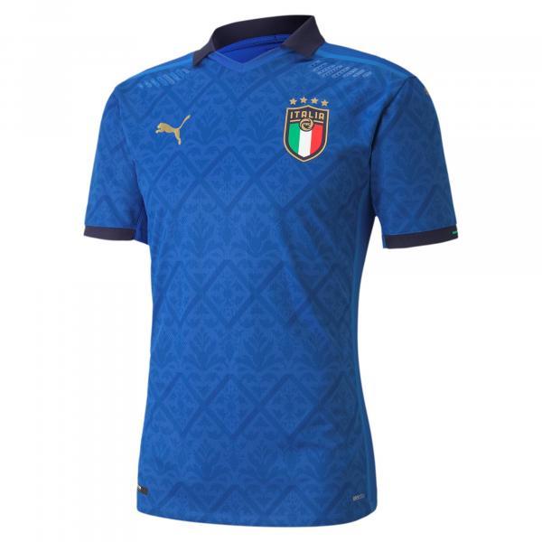 maglia italia europei 2021 casa