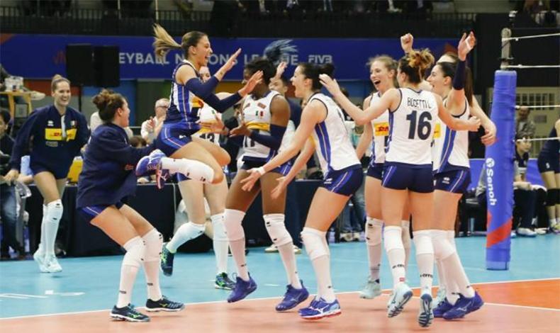 italia argentina volley femminile
