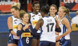 italia argentina femminile olimpiadi