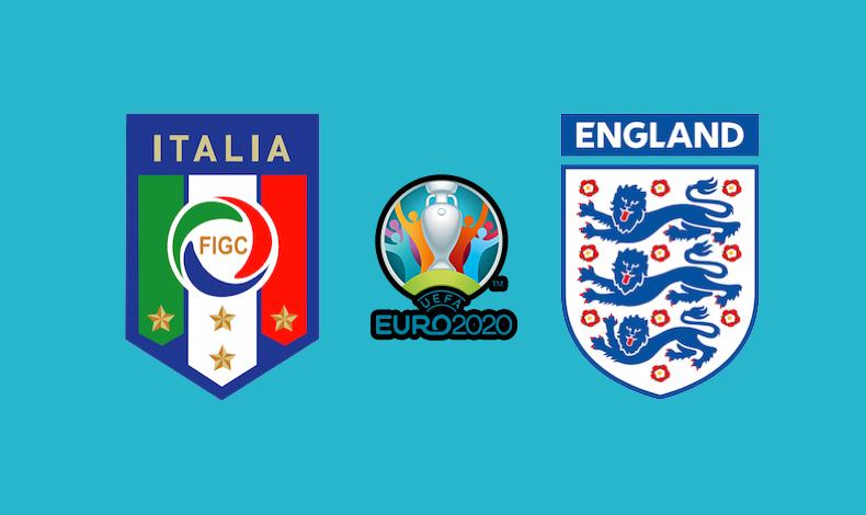 italia inghilterra finale europei 2021