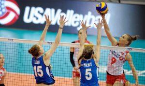 italia turchia volley femminile