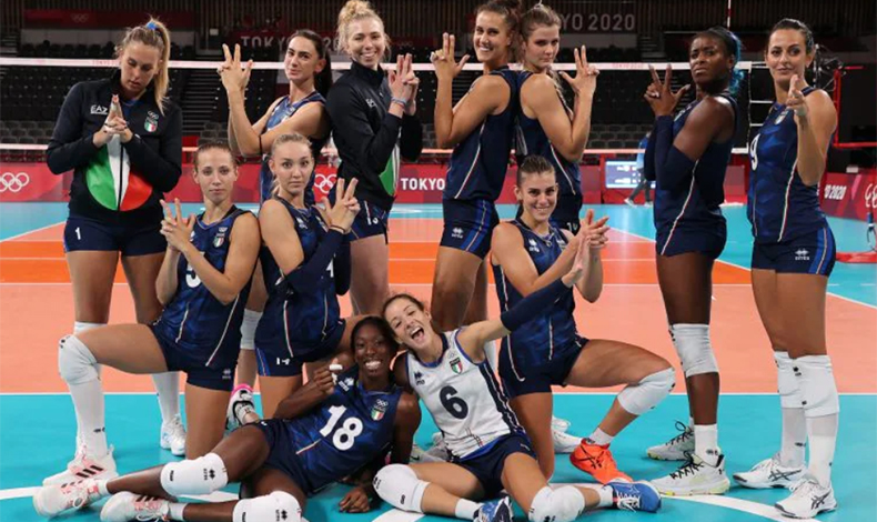 italia usa volley femminile olimpiadi