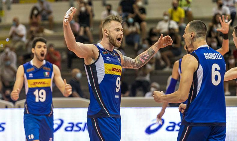 italia argentina olimpiadi volley