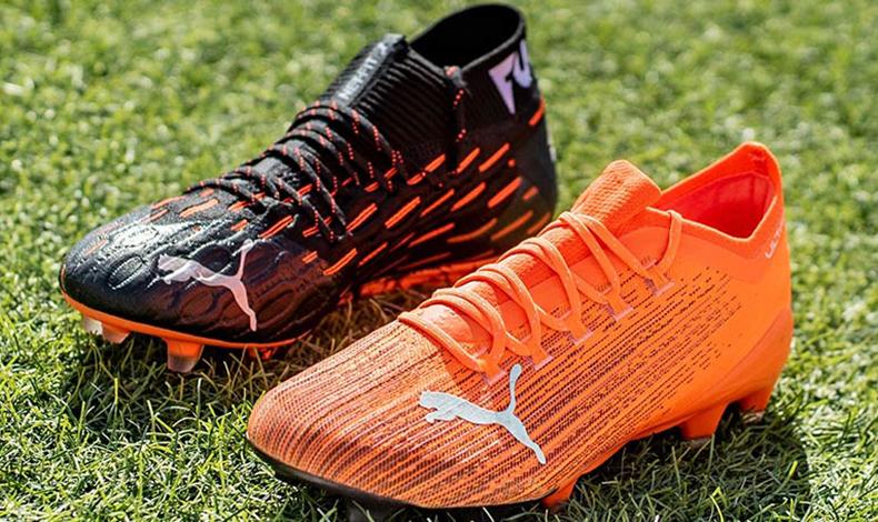 scarpe calciatori puma